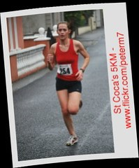 St. Coca's 5km road race - June 24th 2011