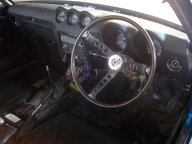 S30Z Interior