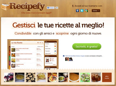 recipefy