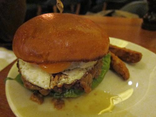 Rarebit Burger