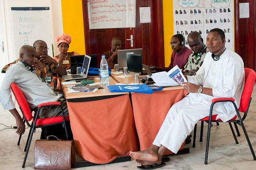 The Mali Team