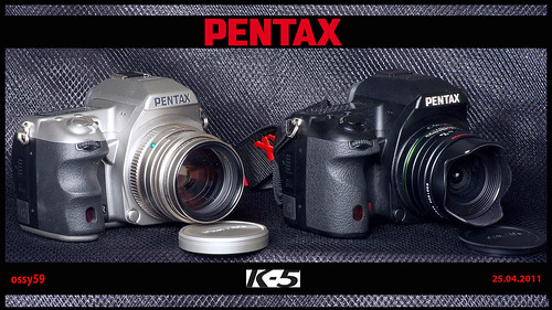 Pentax K-5 & K-5 Silber Limited Edition