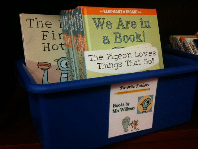 mo willems book bucket