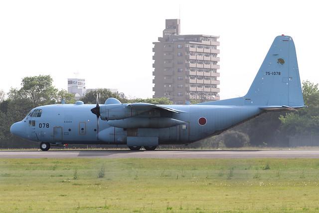 JASDF C-130H(75-1078)