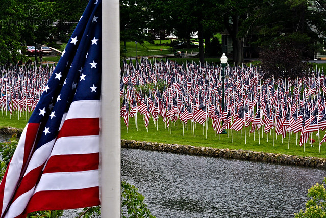 Healing Field at Hoopes Park, Auburn, NY