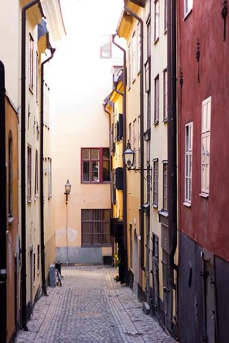Pelikansgränd, Gamla Stan, Stockholm