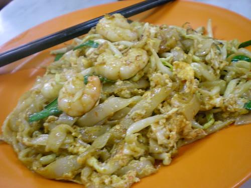 Penang Road - char kway teow