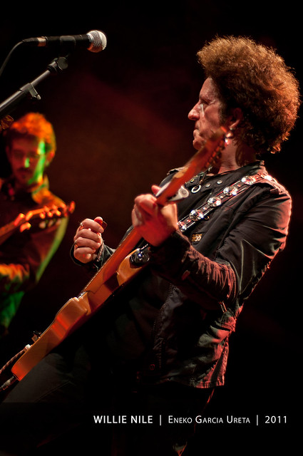 WILLIE NILE 27