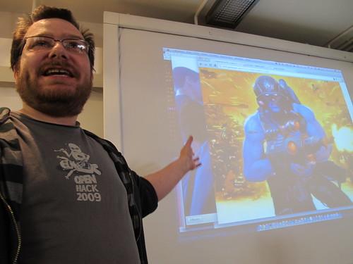 Presentations: Umbreller