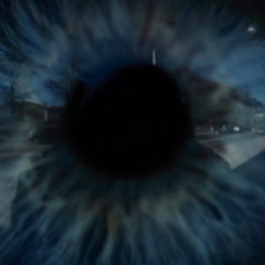 An eye is upon you