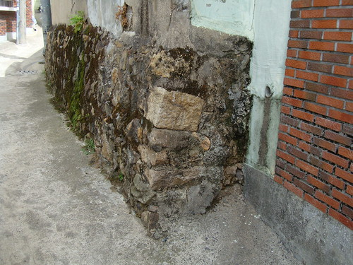 Oldest wall in Dongnae?