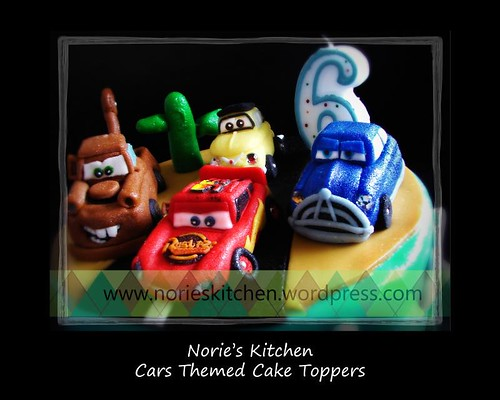 Paranaque norie 39 s kitchen custom cakes page 2 for Car themed kitchen