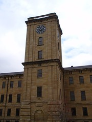 Rock Island Clock Tower