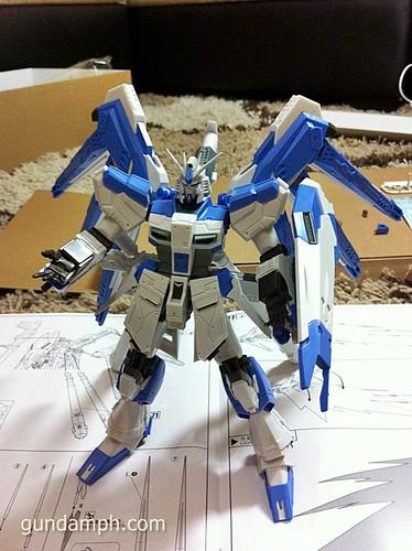 Building MC RX-93-2 Hi Nu Gundoom Gundam (23)