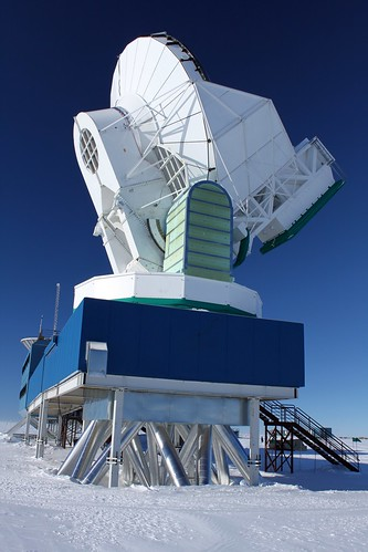 Antarctica: South Pole Telescope