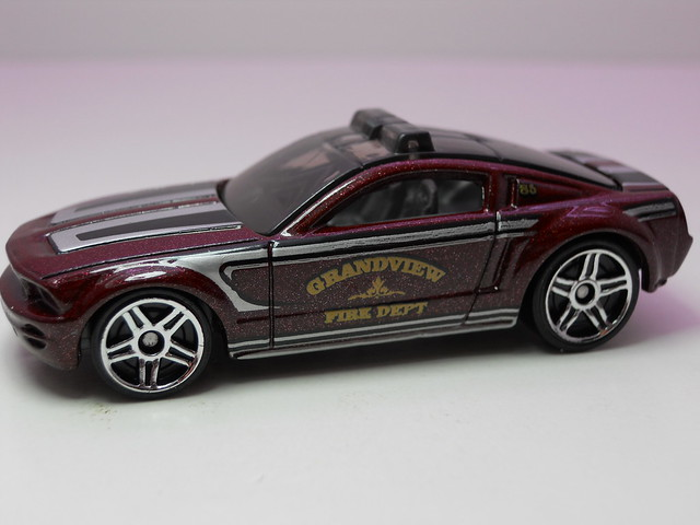 hot wheels ford mustang gt concept (2)