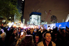 Osama bin Laden is dead; New York celebrates a...