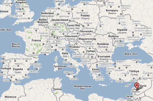 SPAIN SYRIA POLAND-LITHUANIA