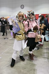 Another Fam and Giselle - Anime Expo - 103