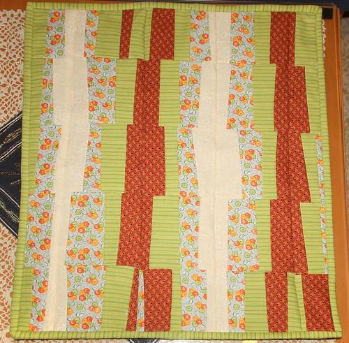 Finished Mini Quilt