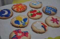 Cutie Mark Cookies