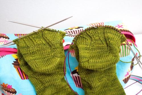 Gush Socks - Clue 3