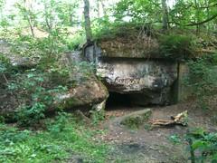 Ruiny Fortu 18 Twierdzy Modlin by Polek