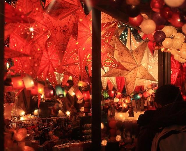 Weihnachtsmarkt Frankfurt Germany