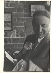E. M. Forster, ca. 1947.