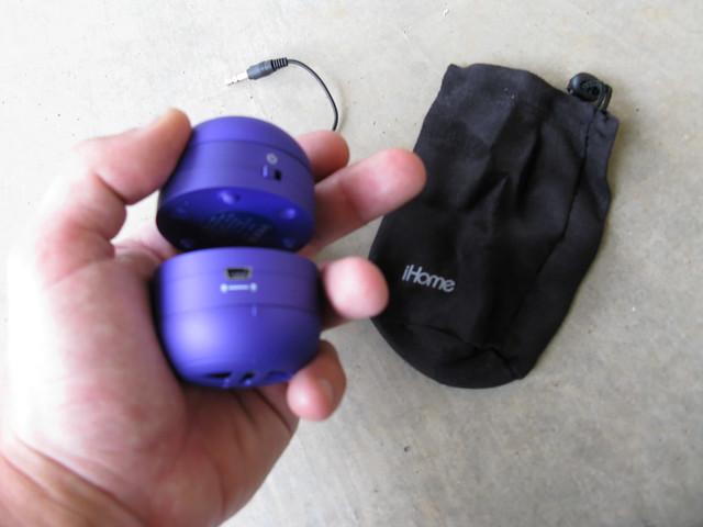 Ihone iHM77 Capsule Speakers