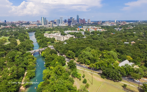 """Downtown Austion aerial • <a style=""""font-size:0.8em;"""" href=""""http://www.flickr.com/photos/132142211@N05/30187993376/"""" target=""""_blank"""">View on Flickr</a>"""