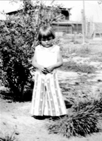 My mom on July 4 1932