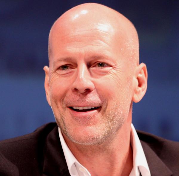 Diễn viên Bruce Willis