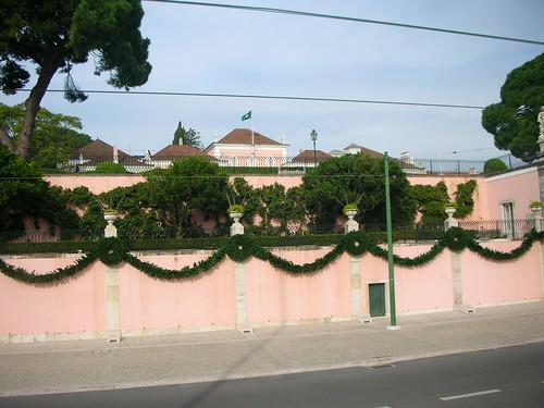 Belem Palace