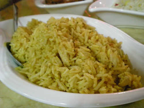 Bombay Spices - bryani rice