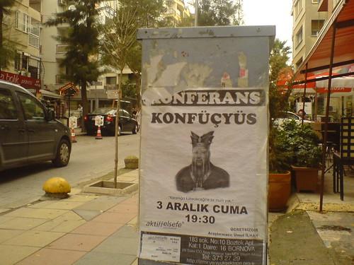 konfucyus in town
