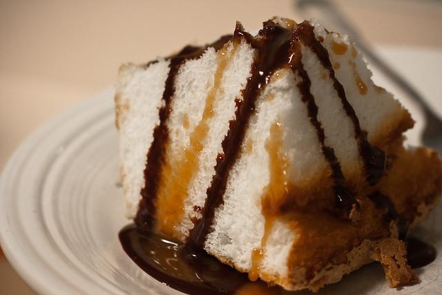 Day 344 ~ angel food cake