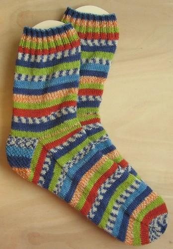 Socken 17/10
