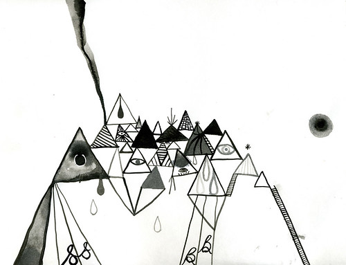 Teepees + Temples, no. 3