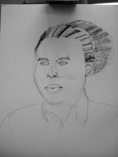 Portrait Course 2011-01-10 # 1