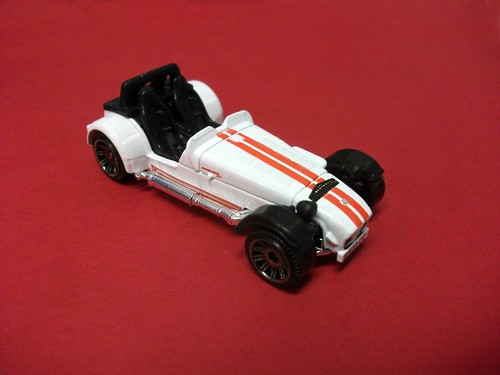 Caterham R500 Seven by Matchbox