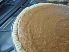 sweet potato cream pie