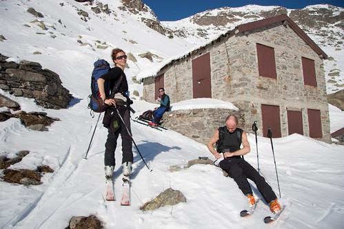 Primi alpeggi