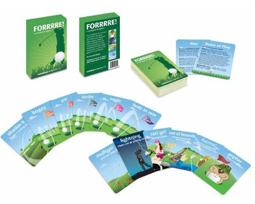 forrrre card game