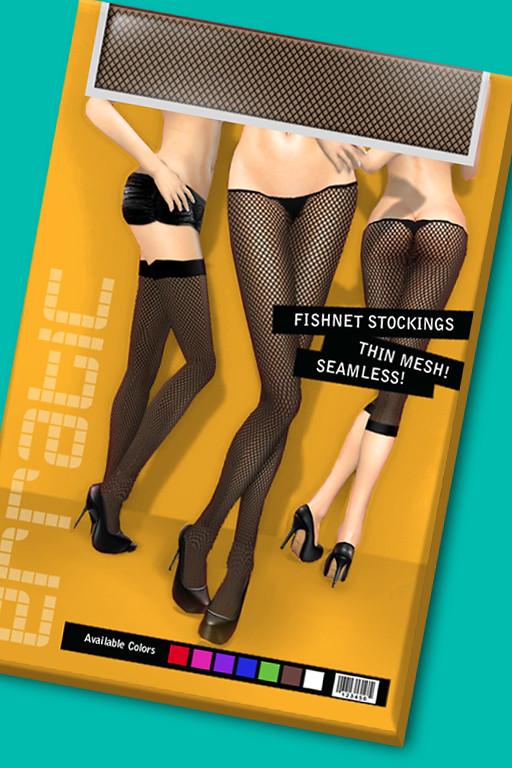 / erratic / fishnets thin