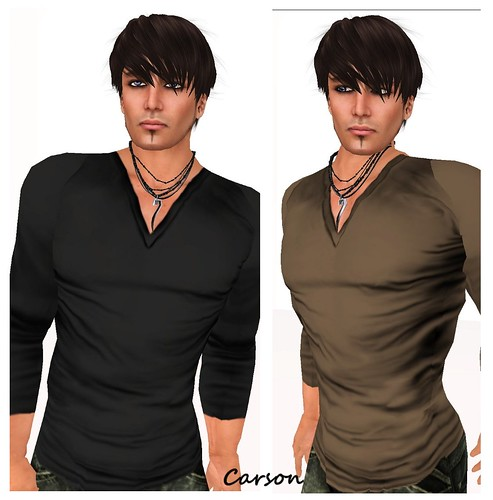 GB V Necks