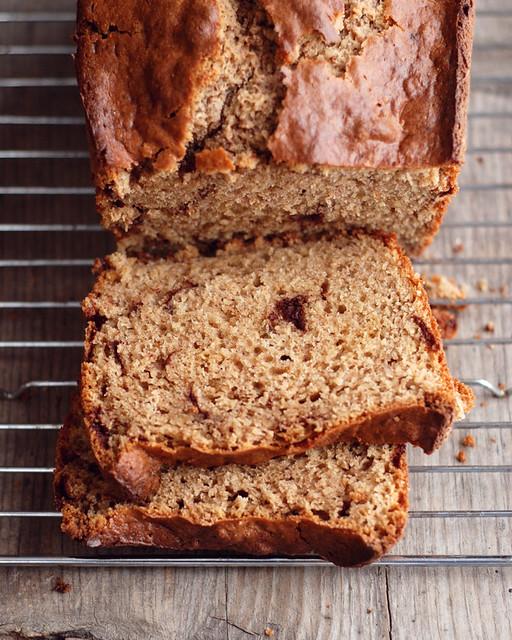 {13/365} -- Cinnamon Quick Bread