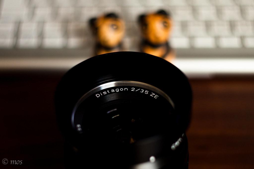 got new Lens !