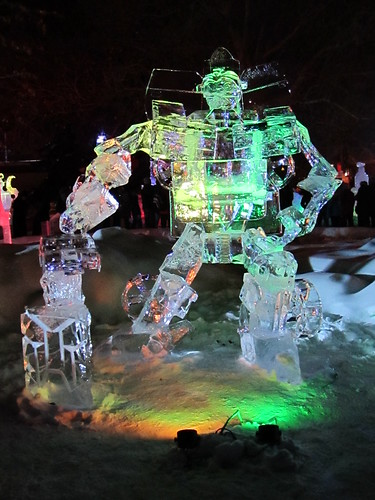 Ice on Whyte 2011