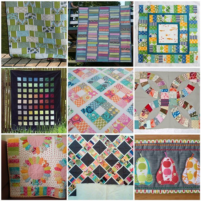 Quilty Mosaic